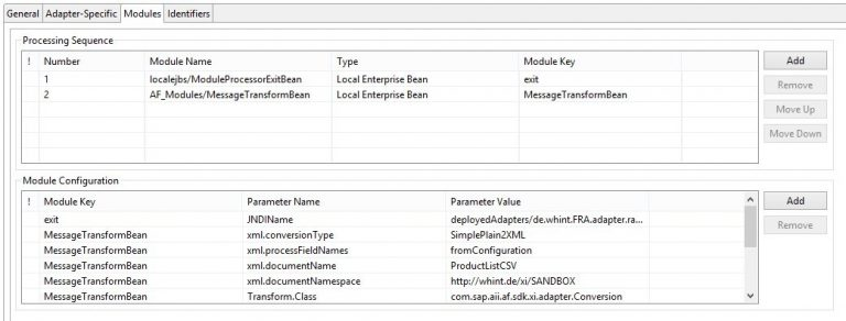 how to expose a csv file as a service with sap pi pro sap blogs