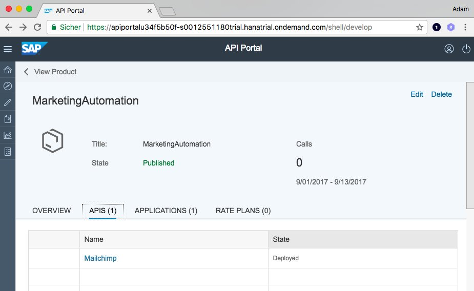Webhooks with SAP Cloud Platform Integration & API Management