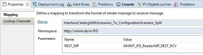 WHINT Interface Documentation (SAP PI/PO) – integration
